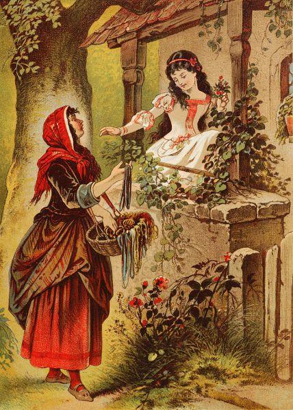 blancanieves-ilustraciones
