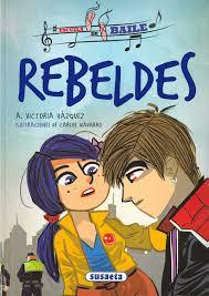 Rebeldes A Victoria Alvarez