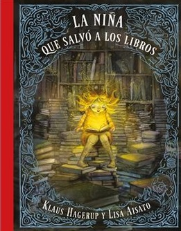 La niña que salvó los libros