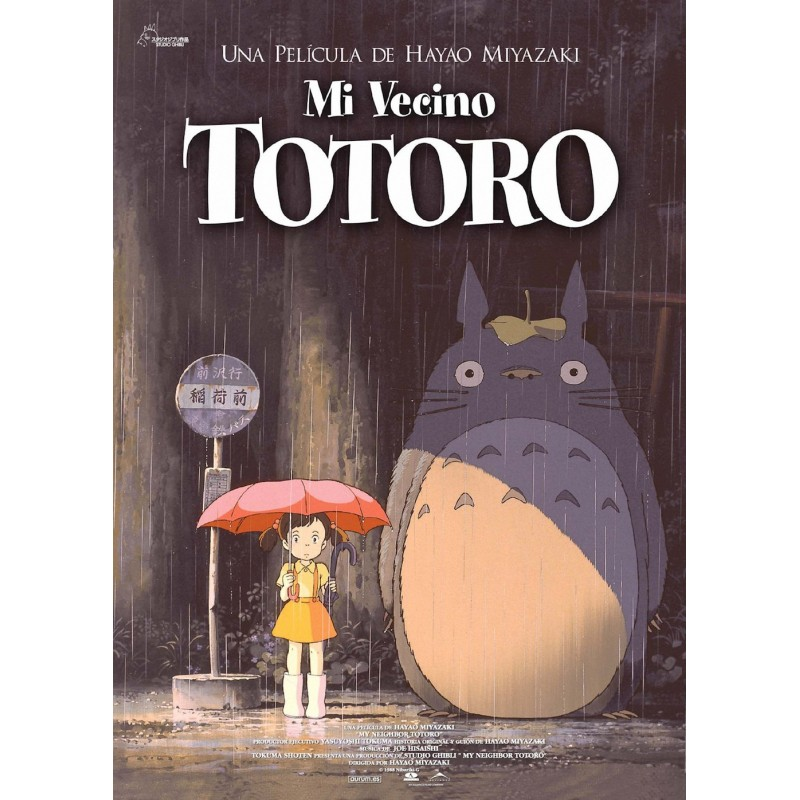 poster-mi-vecino-totoro